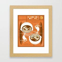 Gemini Dream Framed Art Print