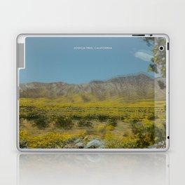 Trippy Joshua Tree super bloom Laptop & iPad Skin