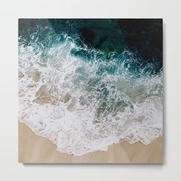 Deep Sea Metal Print