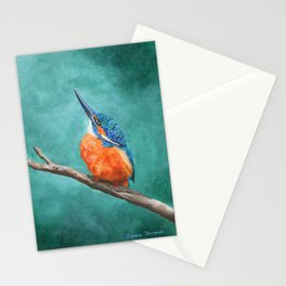 A Watchful Eye by Teresa Thompson Stationery Cards