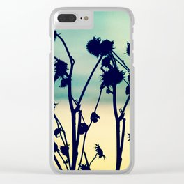 Enjoy Your Day Clear iPhone Case