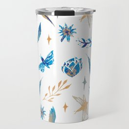 SILENCE THAT DREAMED OF BECOMING A SONG Travel Mug