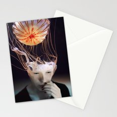 Scyphozoa Stationery Cards