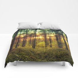 Chimera Forest Comforters