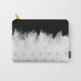 Christmas Geometric Pattern Carry-All Pouch