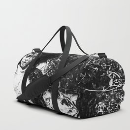 Afro Locks Duffle Bag