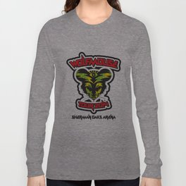 Wolfmouse at the Sherman Oaks Arena Long Sleeve T-shirt