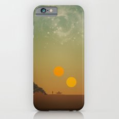 Binary Tragedy iPhone 6s Slim Case