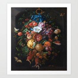 Dutch Floral Still life botanical print(digital download)PRINTABLE Art, botanical print, botanical Art Print