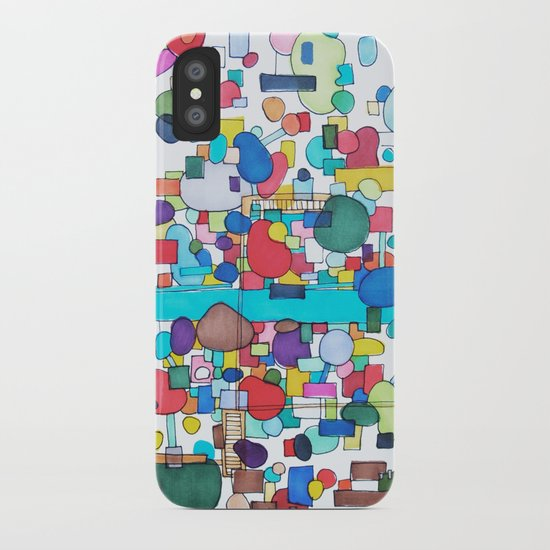 River City iPhone Case