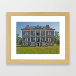 Drayton Hall Framed Art Print