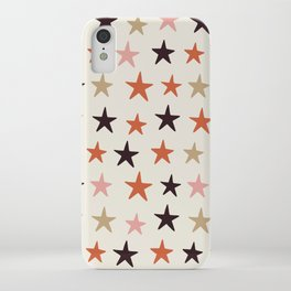 Star Pattern Color iPhone Case