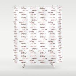 Symbol of Transgender 28 Shower Curtain