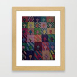 45632 Framed Art Print