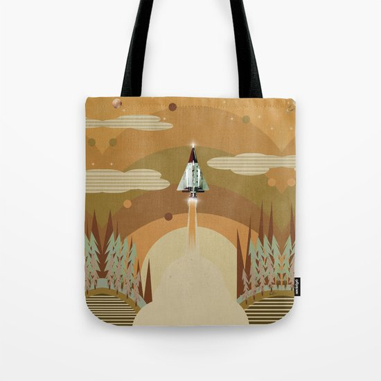 the adventure continues Tote Bag