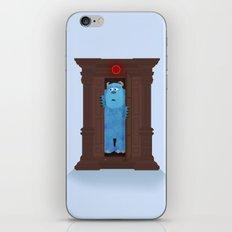 Monster's Wardrobe iPhone & iPod Skin