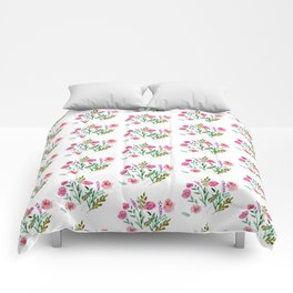 Country Bouquet Comforters