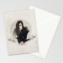 Corvus Stationery Cards