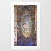 Fresco Art Print