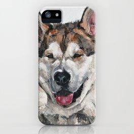 Happy Friend iPhone Case