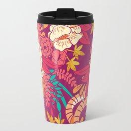 Jungle Pattern 002 Travel Mug