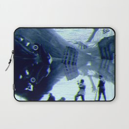 Incumbent Discourse of the Pond Laptop Sleeve