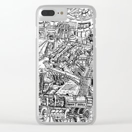 The Bridge Clear iPhone Case