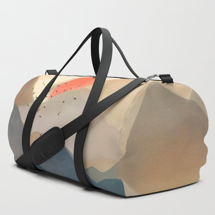 Wilderness_Becomes_Alive_at_Night_Duffle_Bag_by_Nadja__SET_OF_3