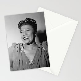 Ella Fitzgerald Stationery Cards