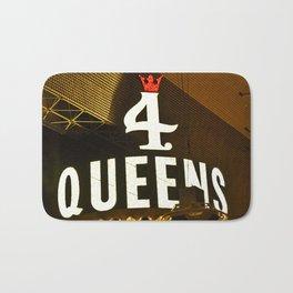 4 Queens Bath Mat