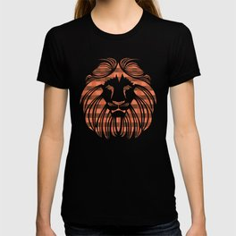BE FEARLESS - RED T-shirt