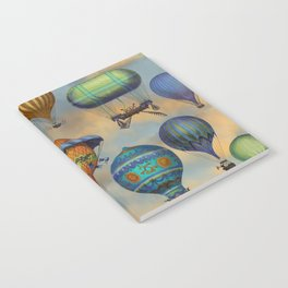 Aviation Flotation Notebook