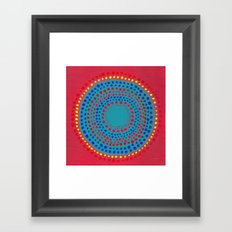 Dotto 13 Framed Art Print