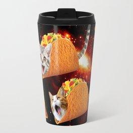 Taco Cats Space Travel Mug