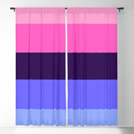 Omnisexual Blackout Curtain