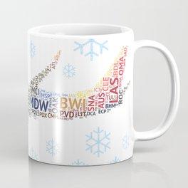 Airliner78 Christmas Coffee Mug