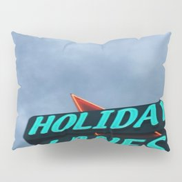 HOLIDAY LANES Pillow Sham