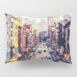 New York City Pillow Sham