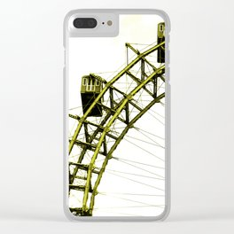 Riesenrad Clear iPhone Case