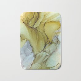 Golden Bath Mat