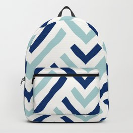 Barbados blue Backpack