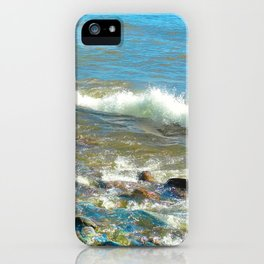 Rocky Shore 3 iPhone Case