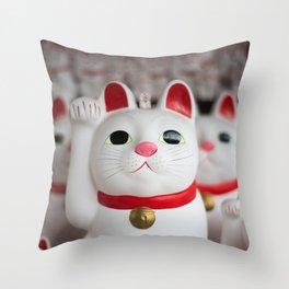 Tokyo 31 Throw Pillow