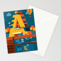 A Building Stationery Cards