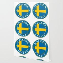 Sweden, Stockholm, circle Wallpaper