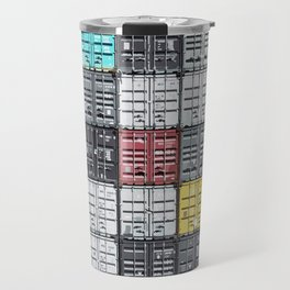 Container City Travel Mug