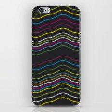 Don´t move III iPhone & iPod Skin