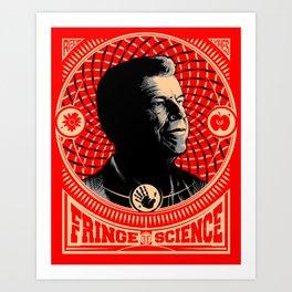 Walter Bishop - Fringe Science (RED) Kunstdrucke