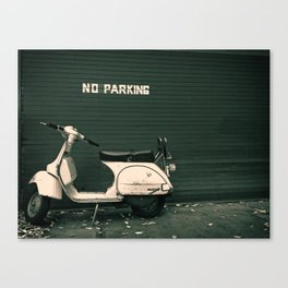Opposite Day Canvas Print