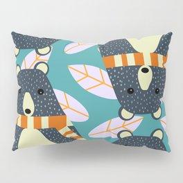 Four bears Pillow Sham